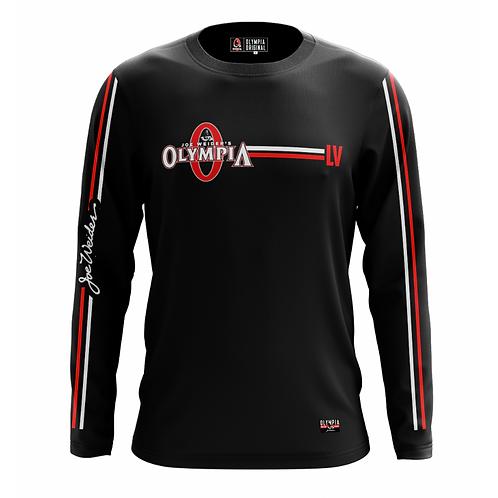 Olympia Long Sleeve Dry Performance T-Shirt