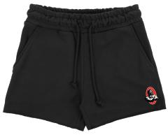 Olympia Black Bodybuilder Shorts