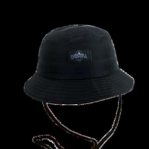 Olympia Black Safari Hat