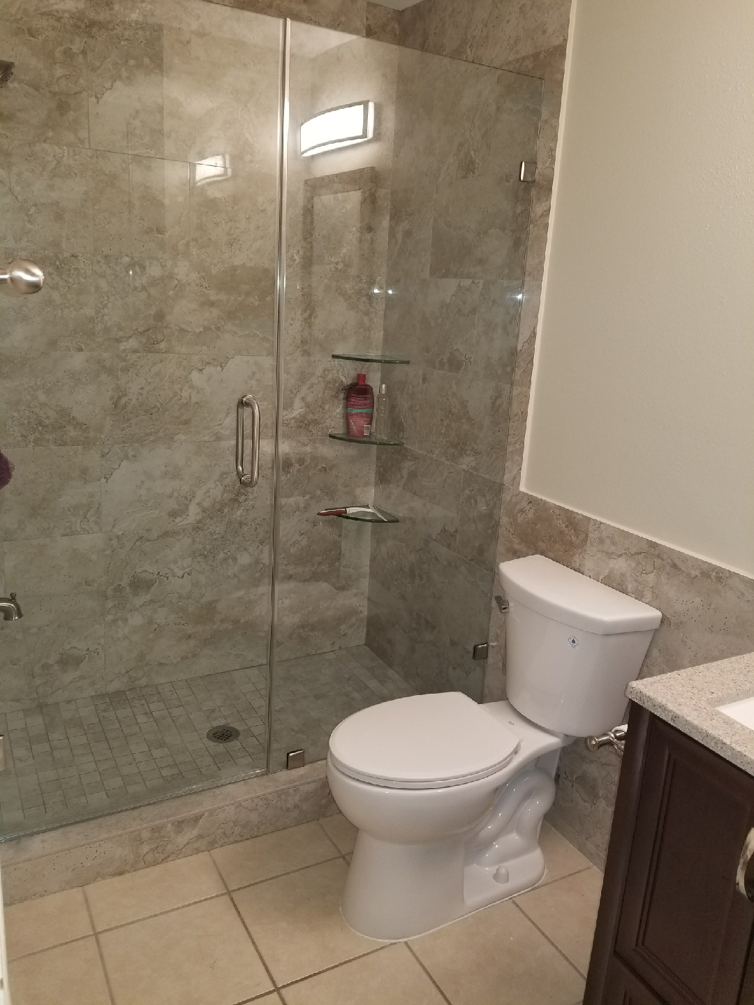 Residential Bathroom 2