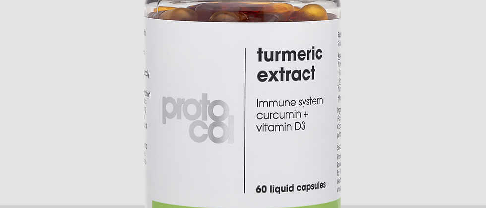 Turmeric Immune System Formula | ProtoCol