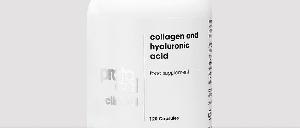 Collagen + Hyaluronic Acid Supplement | ProtoCol