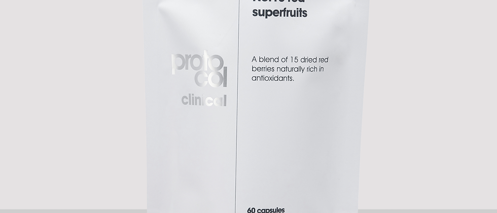 No.15 Red Superfruits Capsules | ProtoCol