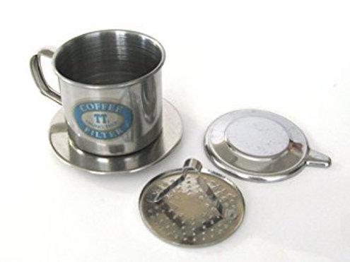 フィン(ベトナムコーヒーを入れる専用の容器)