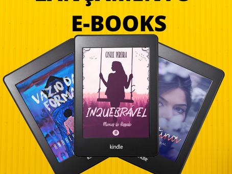 Lançamentos em E-book