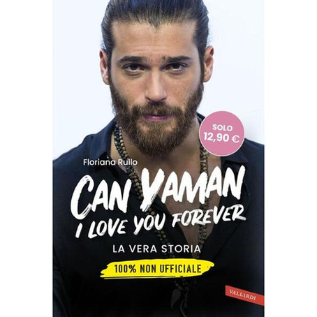 Can Yaman - I love you Forever, no Brasil!