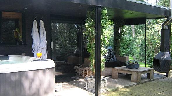 Heerlijk ontspannen bij privé sauna Haaksbergen