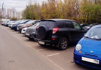 Парковка Автокомбинат 41