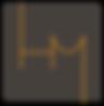 HM - Logo cinza com fundo laranja.png