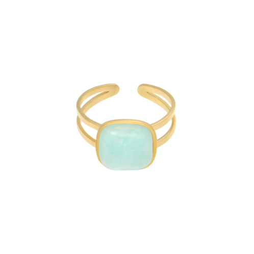 Ring In Nature - turquoise