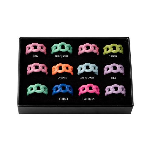 Candy Rings Knoop Groot