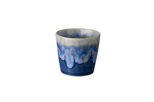 Grespresso - lungo mok blauw