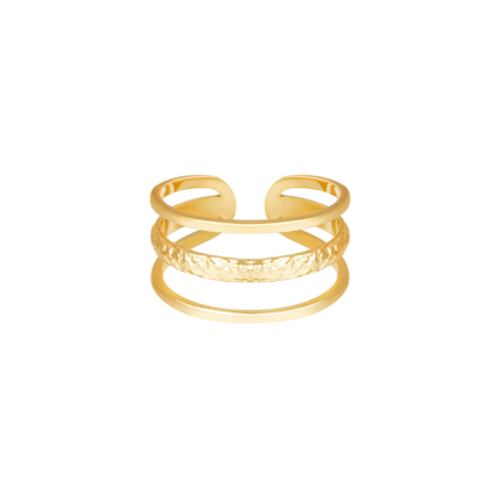 Ring Layers - goud