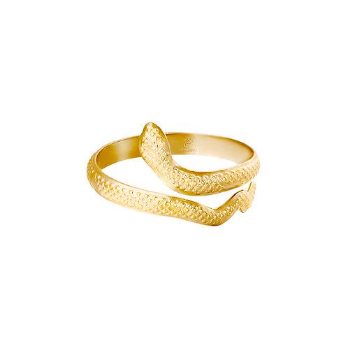 Ring Serpent - goud