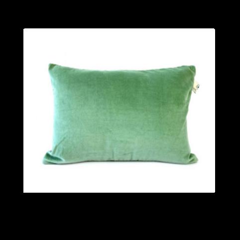 Kussen - licht groen