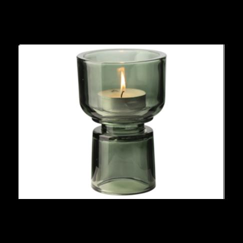 Waxinelichthouder - glas