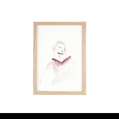 Fotolijst - Wall art Glamour Girl