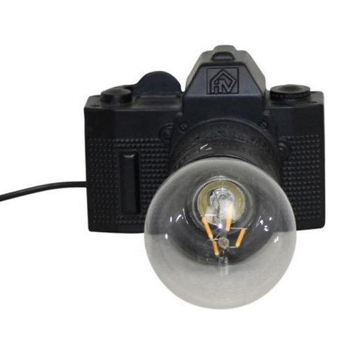 Housevitamin - Cameralamp zwart
