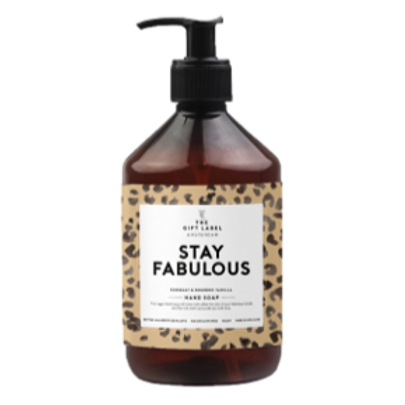 "Handzeep 500 ml ""Stay fabulous"""