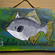 poisson_peinture bois flotté