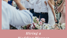 Hiring a Wedding Planner - Are they really worth it?