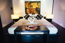 Balinese wedding suite