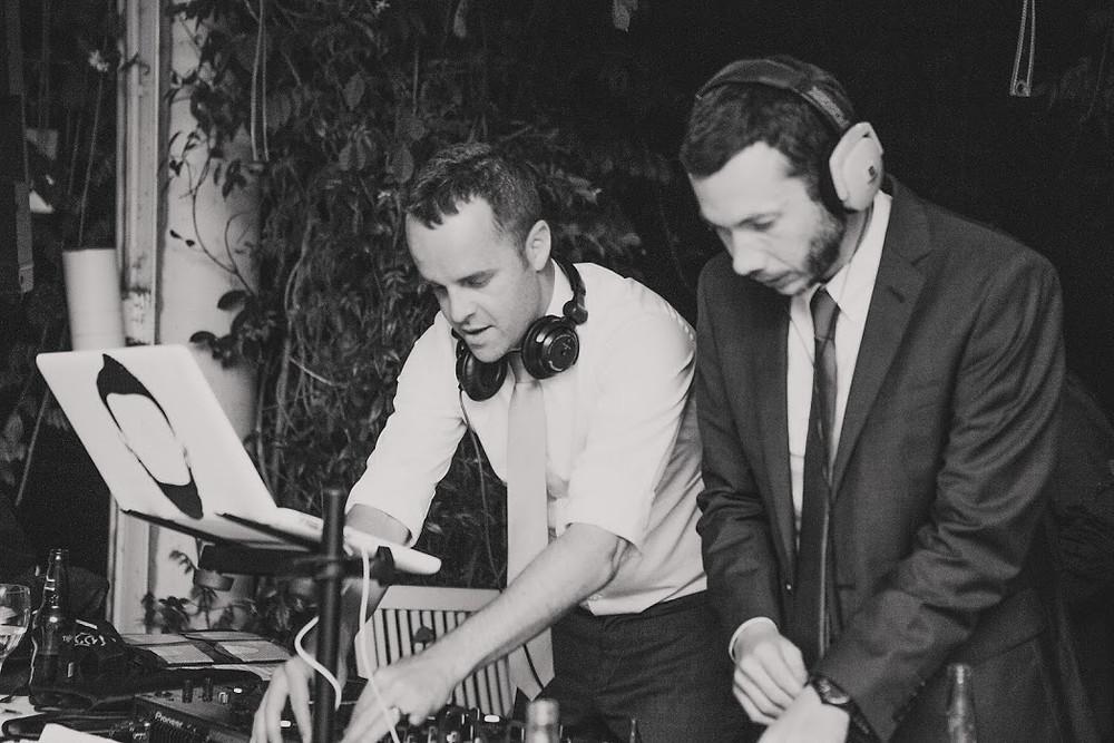 DJ, Music, No wedding cheese thanks