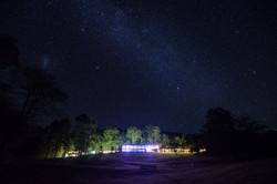 Bundanon by night