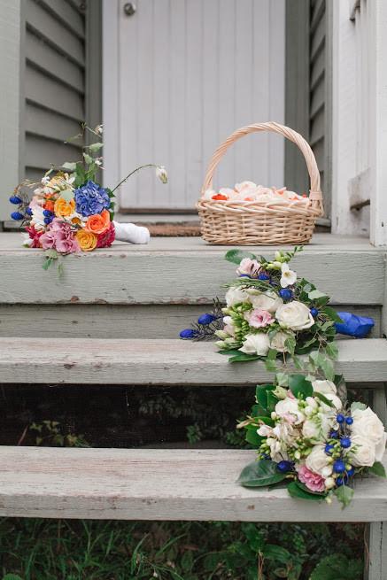 Wedding Flowers, DIY