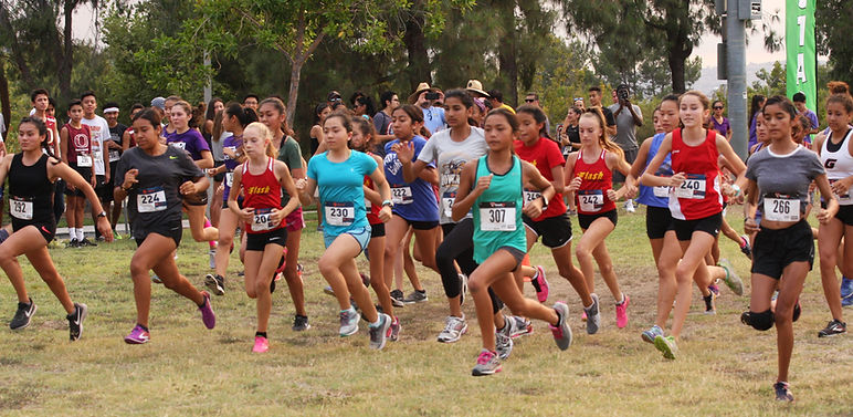 2-Mile Cross Country Series
