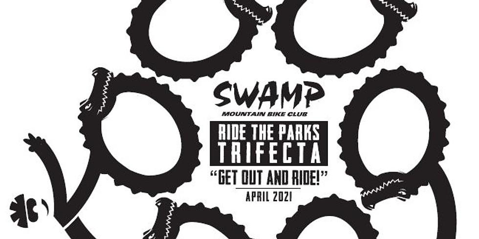Ride The Park Trifecta