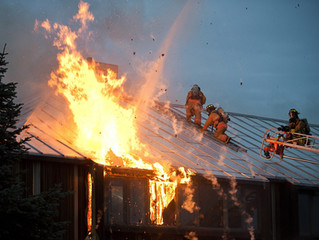 Be Aware! Prevent Fire Hazards In Your Home. Have A Family Plan In Case Of Disaster.