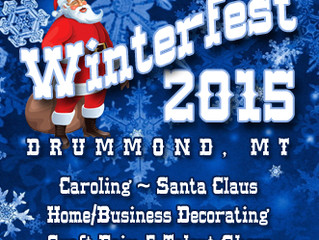 Catch the Holiday Spirit in Drummond, Philipsburg