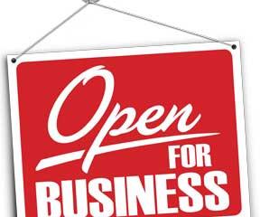 My Office Is Open!