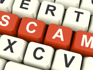 Foreign buyer sets off scam alert
