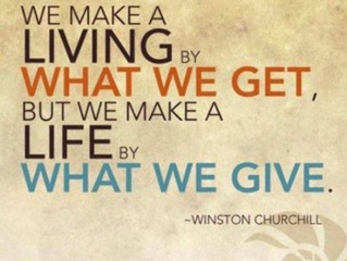 Everyday Giving.