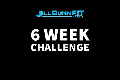 6 Week Challenge