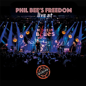 Live at MoulinBlues CD/DVD