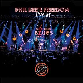Live at MoulinBlues CD/DVD