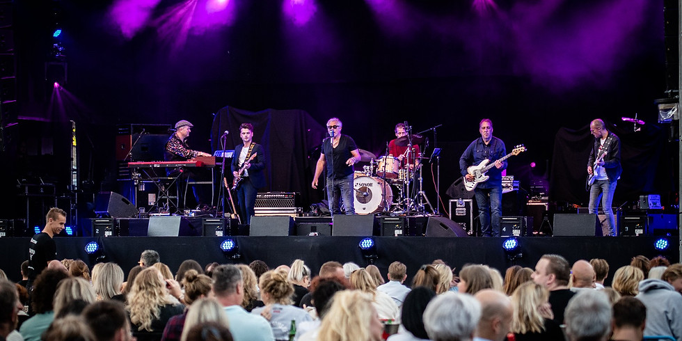 PHIL BEE & BAND   MECC MAASTRICHT