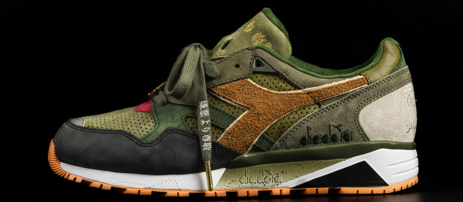 "[Trailer Movie] DIADORA 70th Anniversary ""Mighty Crown x 24 Kilates x mita sneakers n9002 / Respect"