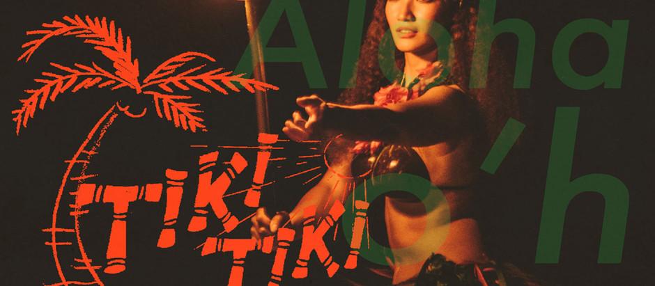 """横浜 × 沖縄のスーパータッグ !!"""" TIKI TIKI """" & """" Aloha 'Oh Yeah!! """" シングル 2 曲、本日配信開始!"""