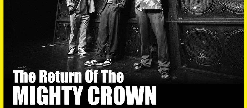 [YouTube更新] The Return Of The Mighty Crown Sound System / サウンドシステム再始動