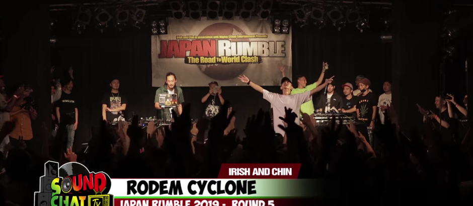 <YOU TUBEアップ> JAPAN RUMBLE 2019-Road to World Clash21
