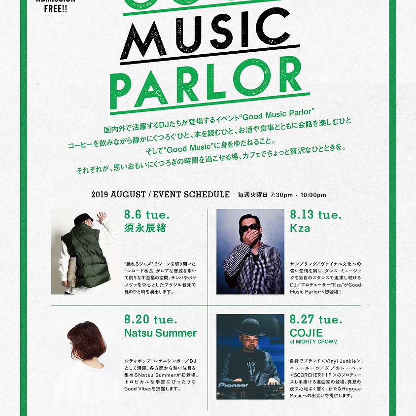 Good Music Parlor