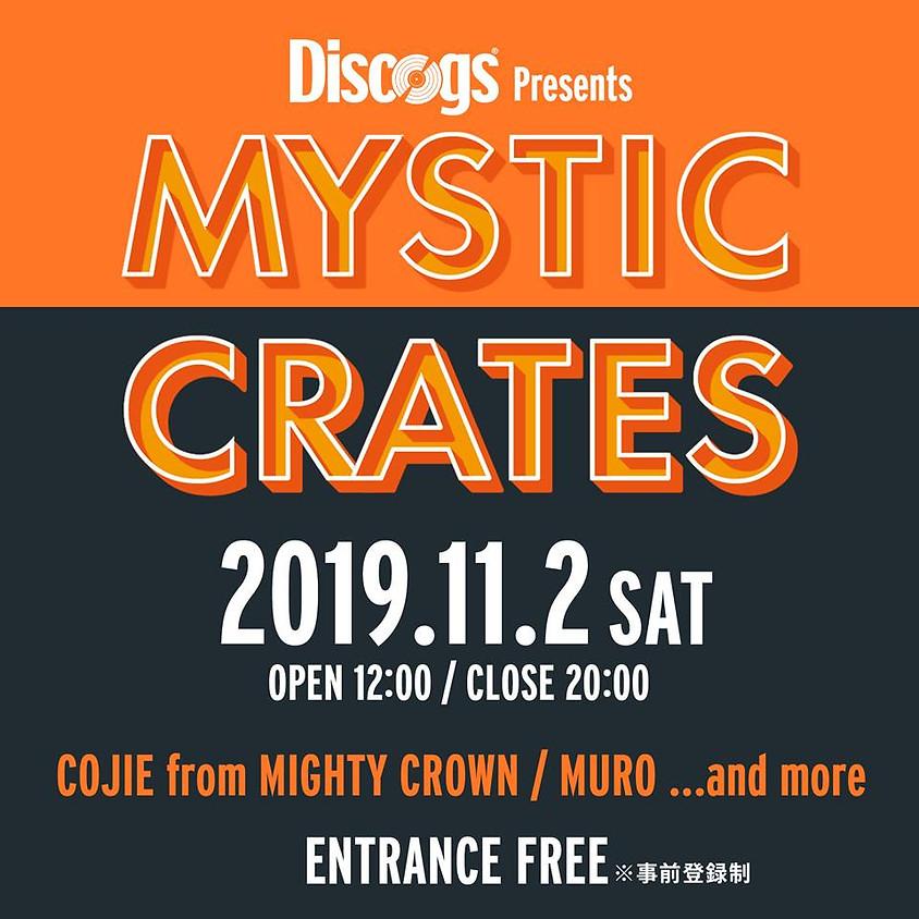 MYSTIC CRATES in Japan