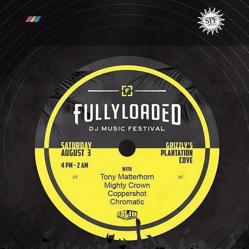 THE RETURN OF FULLY LOADED -DJ MUSIC FESTIVAL-