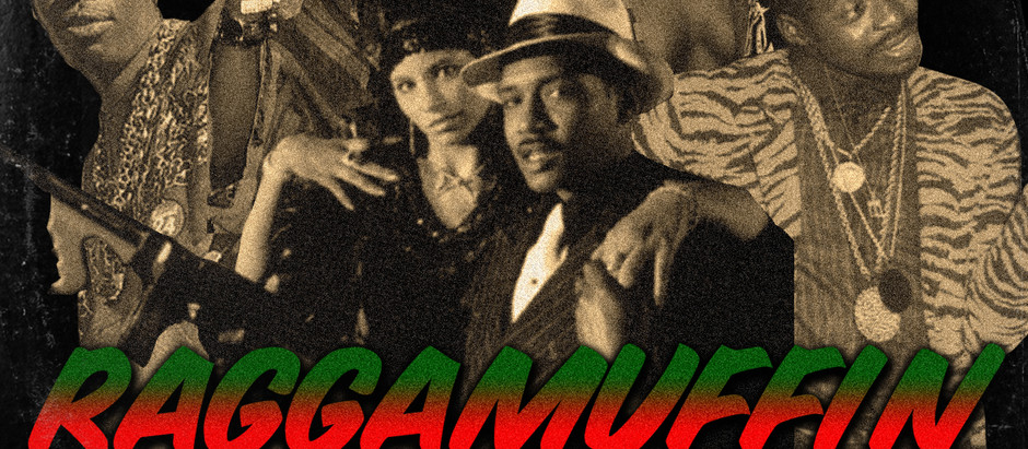 [Mighty Crown / Music Wednesday] #9 RAGGAMUFFIN SELECTION MIX by SAMI-T from MIGHTY CROWN