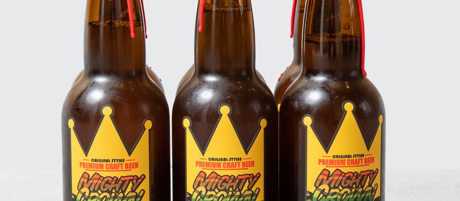 4/30(金)数量限定発売!MIGHTY CROWN x BarbricWORKS / オリジナルクラフトビール