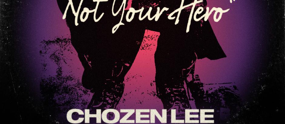 """1/25(土)配信リリース """"Not Your Hero - Chozen Lee&J-Rexxxプロデュース by MASTA SIMON"""
